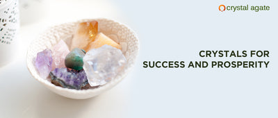 Crystals for success and Prosperity