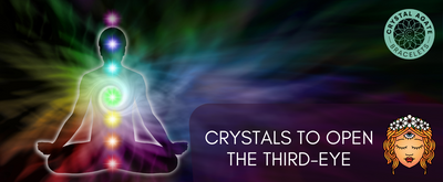 Crystals to Open the Third-Eye