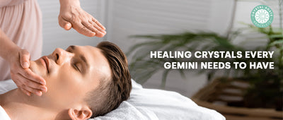Healing Crystals Every Gemini Needs To Have
