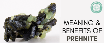 Meaning & Benefits of Prehnite