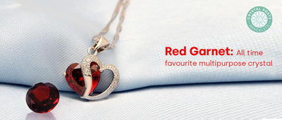Red Garnet: All Time Favourite Multipurpose Crystal