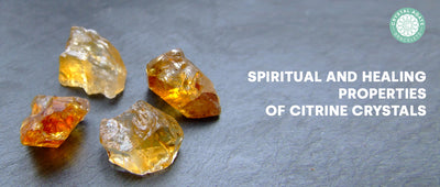 Spiritual and Healing Properties of Citrine Crystals