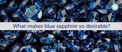 What Makes Blue Sapphire So Desirable?