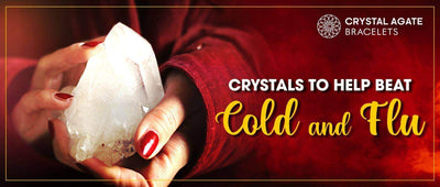 CRYSTALS TO HELP BEAT COLD AND FLU