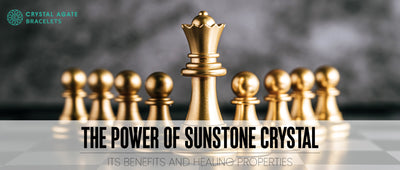 The power of sunstone crystal its benefits and healing properties