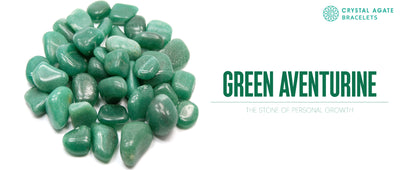 GREEN AVENTURINE the stone of personal growth