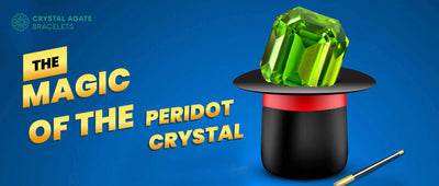 The magic of the peridot crystal