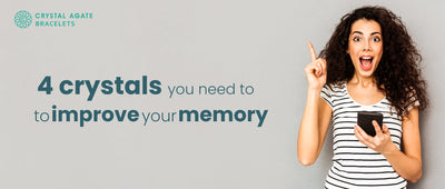 4 crystals you need to improve your memory