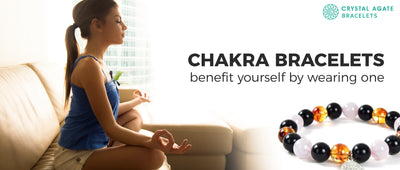 CHAKRA BRACELETS –BENEFIT YOURSELF BY WEARING ONE