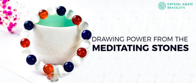DRAWING POWER FROM THE MEDITATING STONES