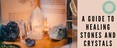 Good Vibes Only: A Guide to Healing Stones and Crystals