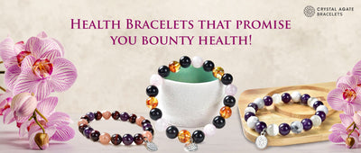 Health bracelets that promise you bounty health!