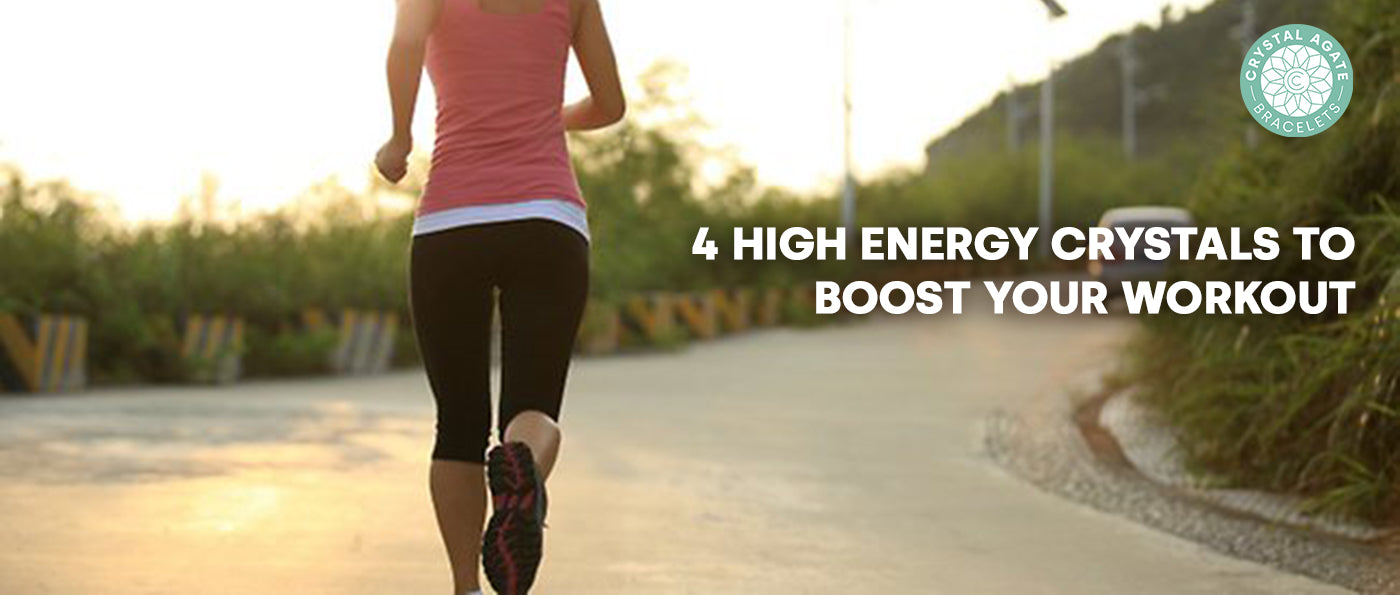 4 High Energy Crystals To Boost Your Workout