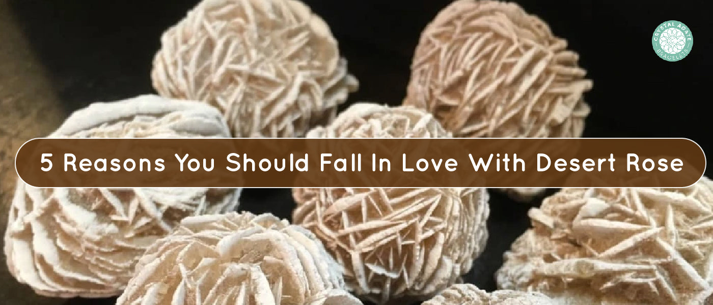 5 Reasons You Should Fall In Love With Desert Rose
