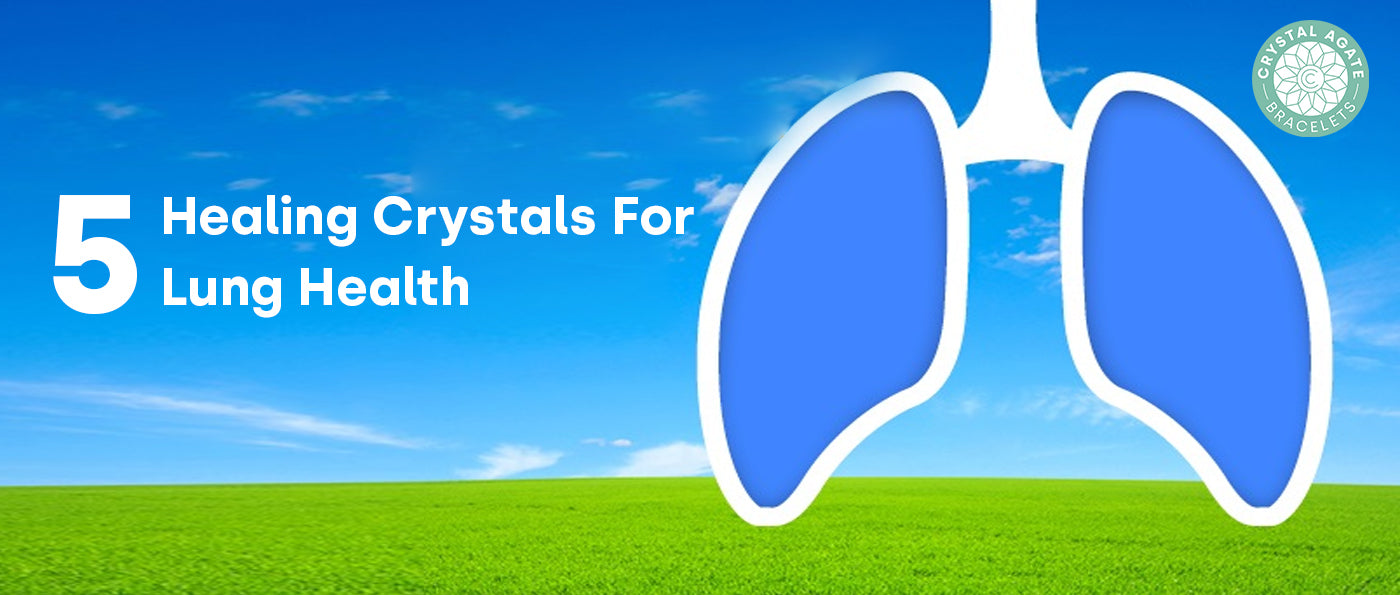 healing crystals for lungs