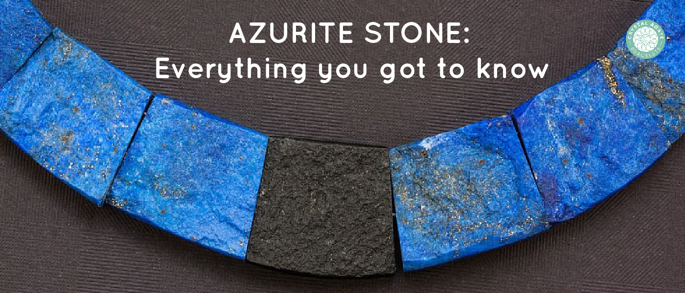 everything you need to know about azurite stone