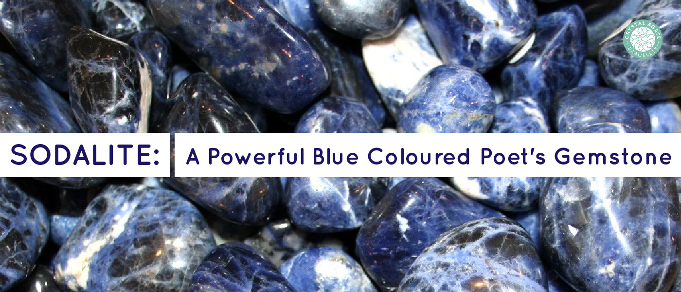 Sodalite: A Powerful Blue Coloured Poet's Gemstone