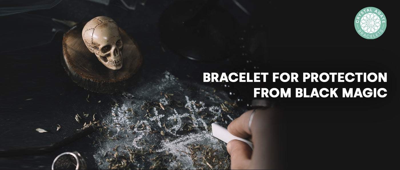 Bracelet for Protection from Black Magic