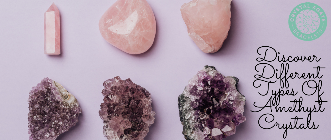 Types Of amethyst crystal