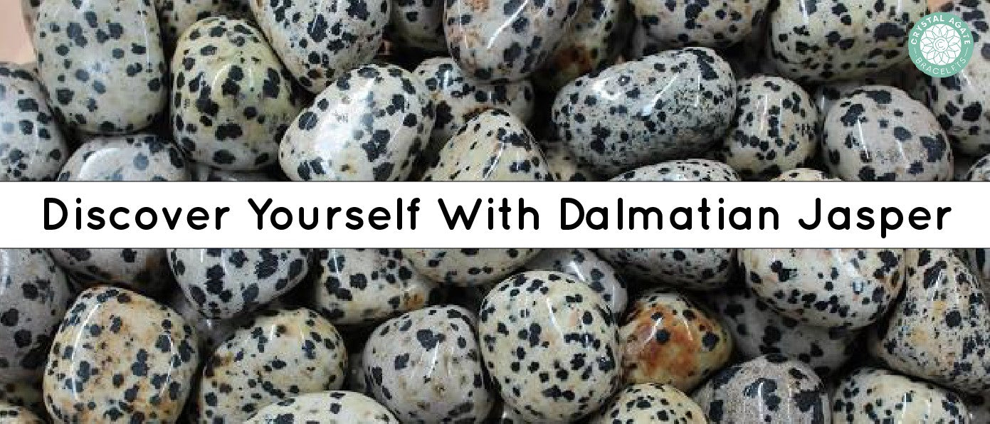 Discover Yourself With Dalmatian Jasper