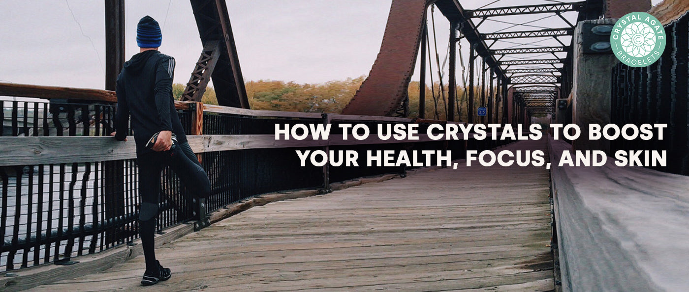 How to Use Crystals to Boost Your Health, Focus, and Skin