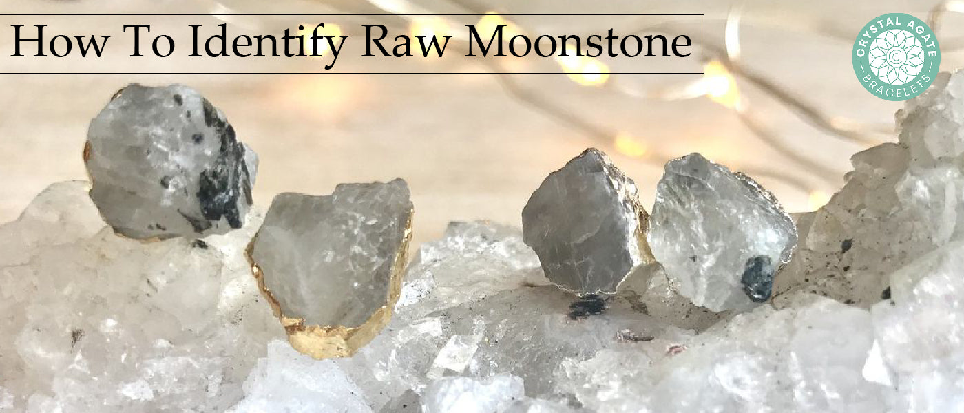 How To Identify Raw Moonstone