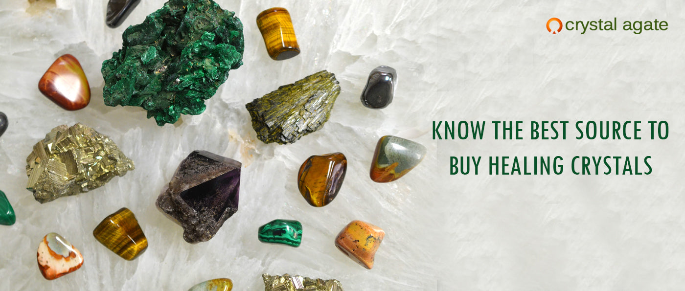 Know the best source to buy healing crystals