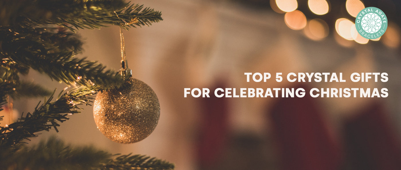 Top 5 Crystal Gift for celebrating Christmas