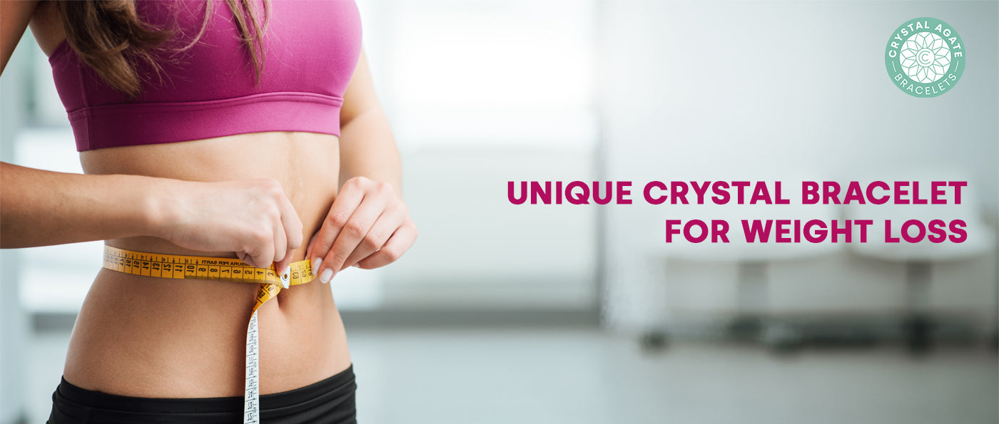 Crystal Bracelet for Weight Loss