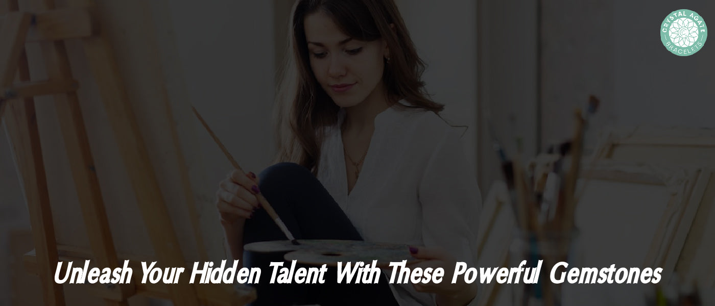 Unleash your hidden talent with these powerful gemstones