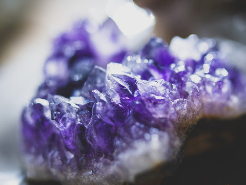 Amethyst Close Look