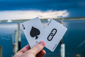 False Anchors Playing Cards - Full Brick