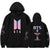 BTS Men Women Hoodies K-pop Fans Sweatshirt