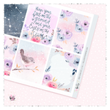 Bird Song sticker kit