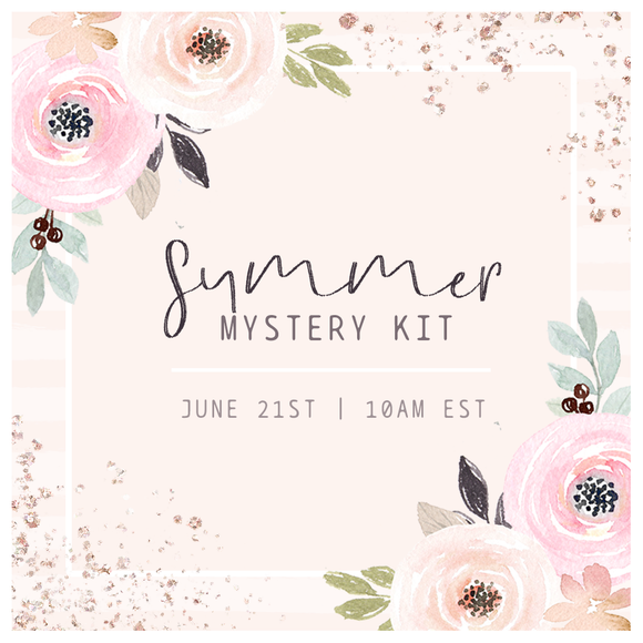 Limited Edition- Summer Mystery Kit