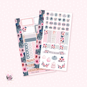 Autumn Calling - Personal size sticker kit