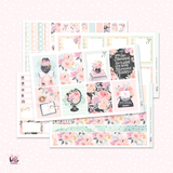 Book Lover Sticker Kit