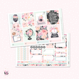 Book Lover - Horizontal sticker kit