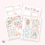 Celebrate  - Mini sticker kit