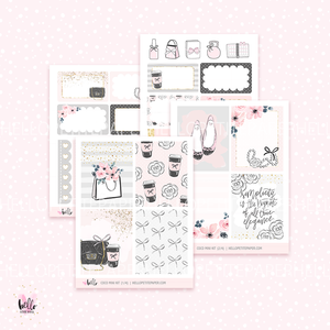Coco - mini sticker kit
