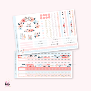 December NOTES 2020 Sticker Kit