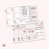 February 2021 Monthly Sticker Kit