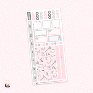 Hobo weeks kit - magical plans (pink)