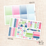 Succulents Sticker Kit