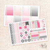 Romance Planner sticker kit