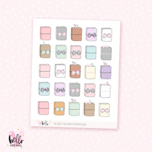 TN Love - planner stickers
