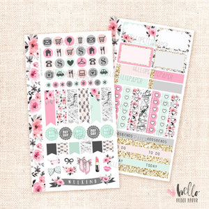 Girly - Personal sticker kit