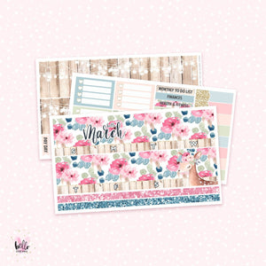 2019 March Monthly Sticker Kit
