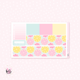 Lemonade sticker kit