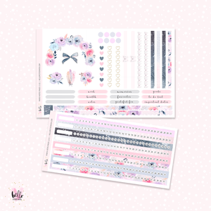 March NOTES Sticker Kit